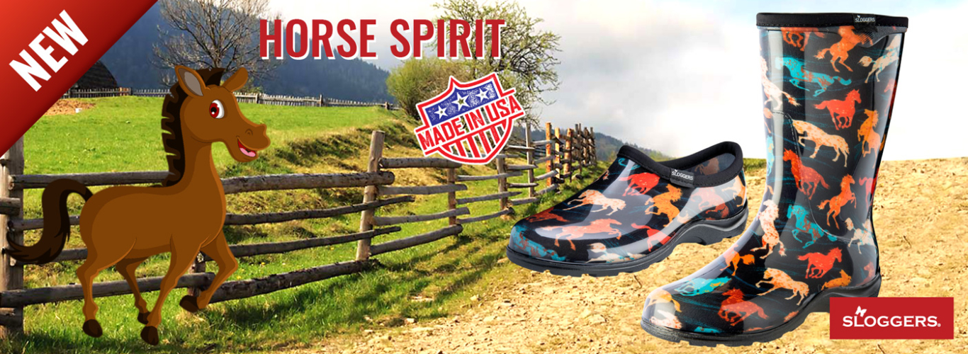 Horse-Spirit-Shoe&Boot