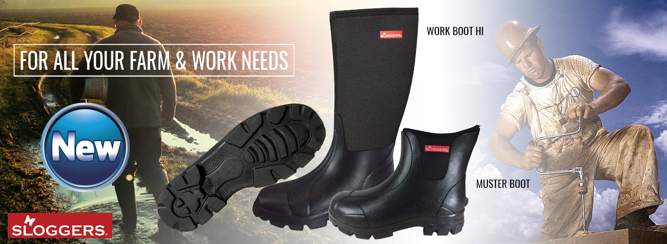 Muster and Work Boot Hi