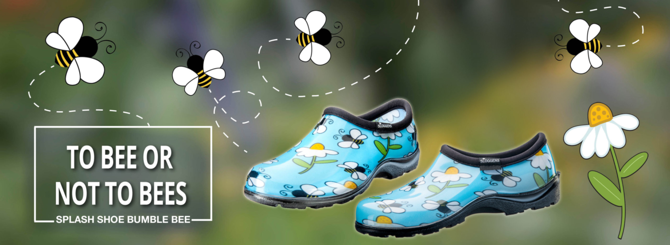 Bumble Bee Splash Shoe